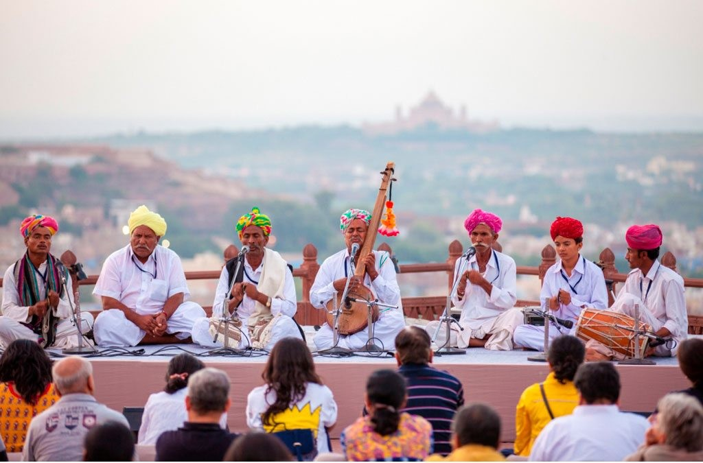 Image result for Attend various Rajasthani folk festivals