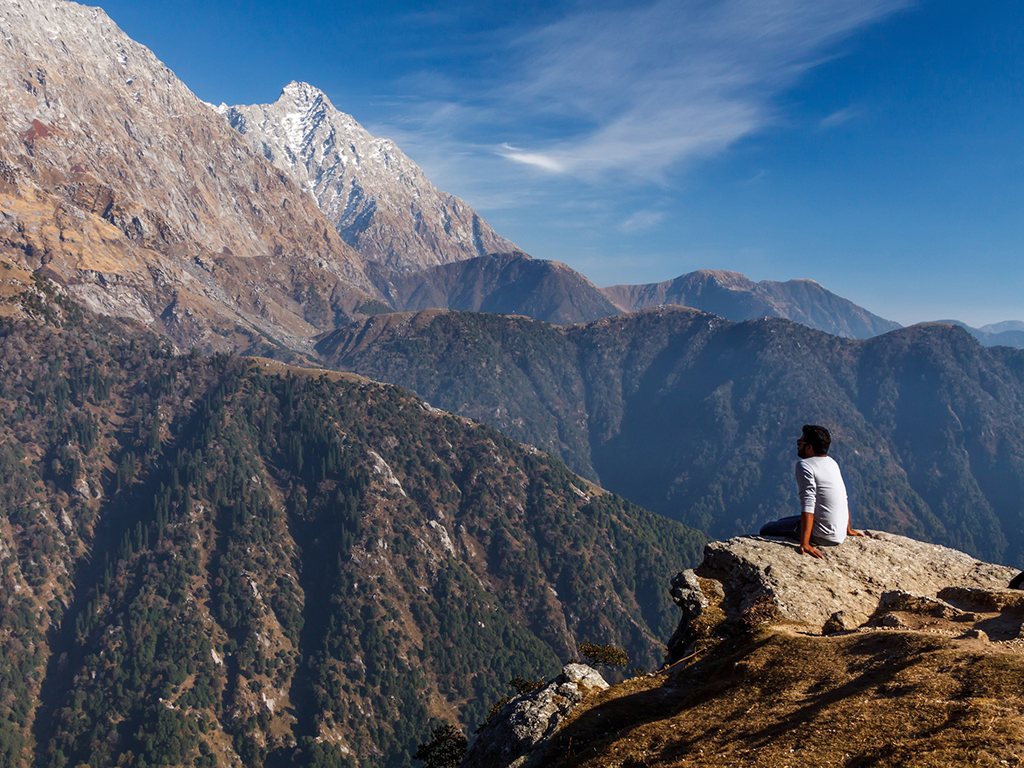 Seven Thrilling Ways to Experience the Great Indian Outdoors