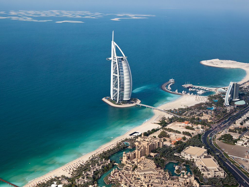 Winter brings Dubai's most pleasant weather. Photo: Sam Valadi/Flickr/Creative Commons (bit.ly/1jxQJMa)