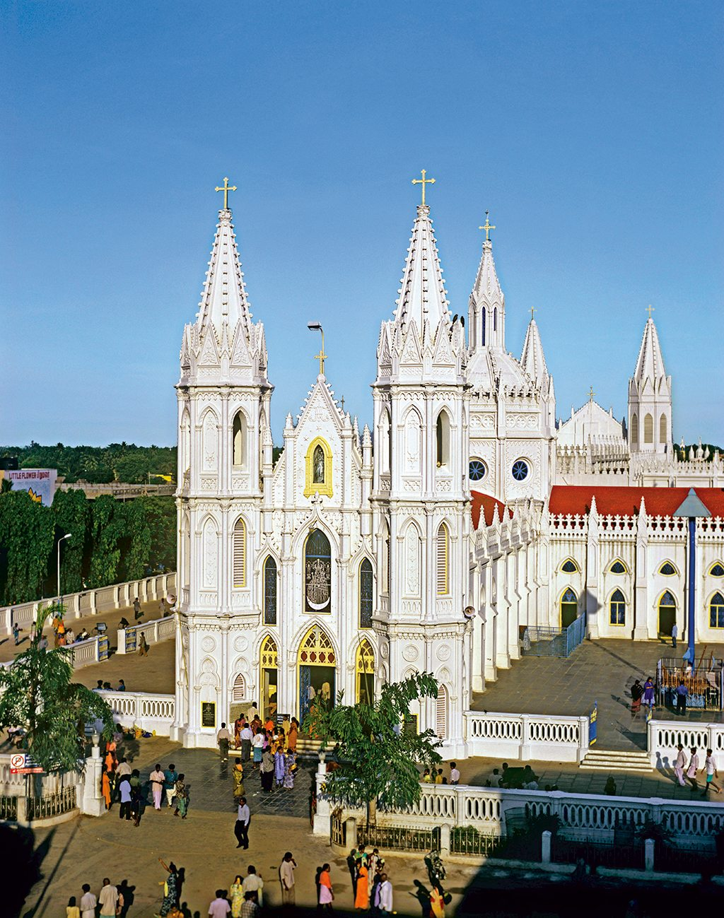 Basilica of Our Lady of Good Health Tamil Nadu