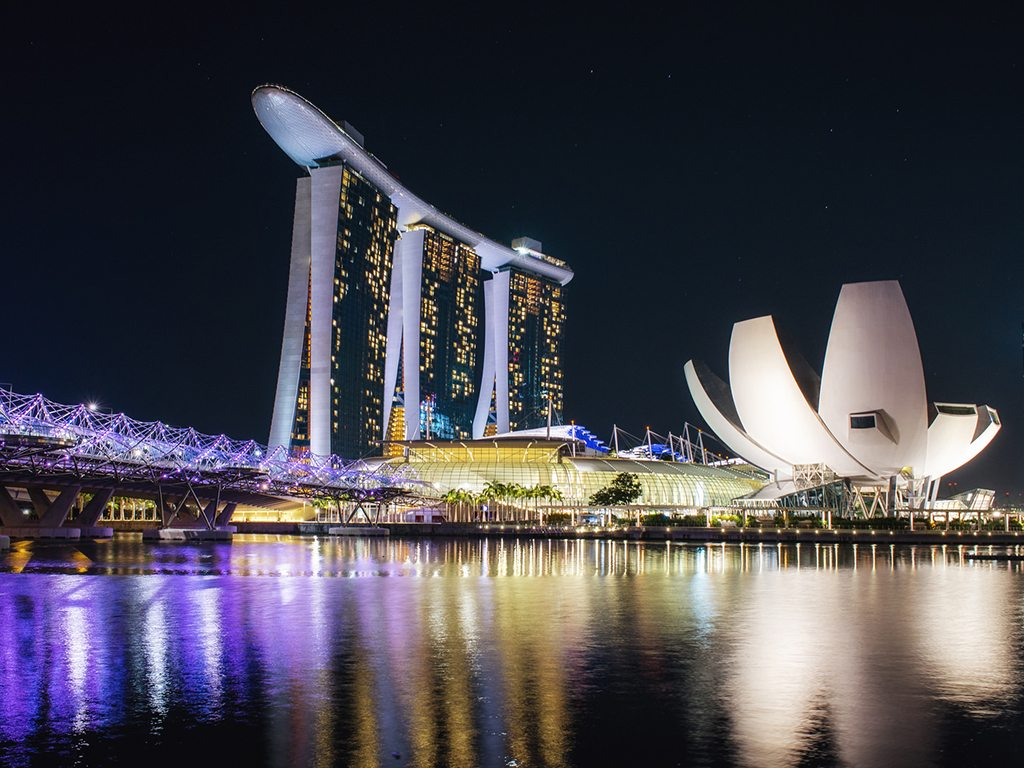 With its lush gardens and cultural charms, Singapore is a favourite with Indian holiday-makers. Photo: Leonid Yaitskiy/Flickr/Creative Commons (http://bit.ly/1jxQJMa)