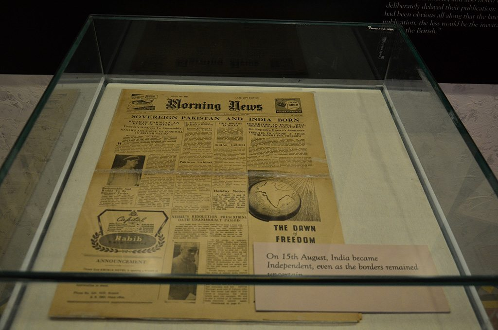 newspaper-partition-museum
