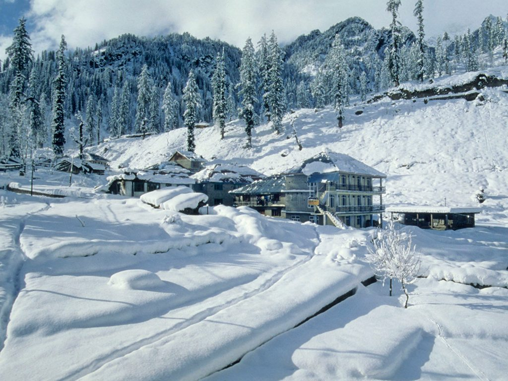 Winter in North India