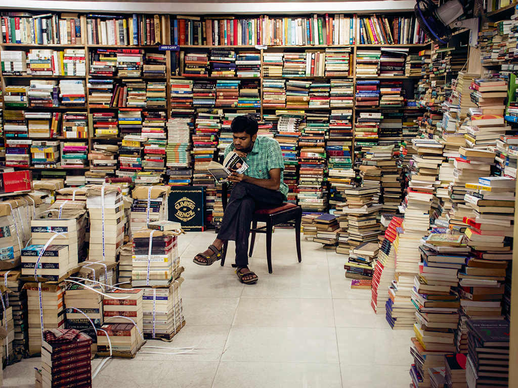 The Book Lover's Guide to Bengaluru