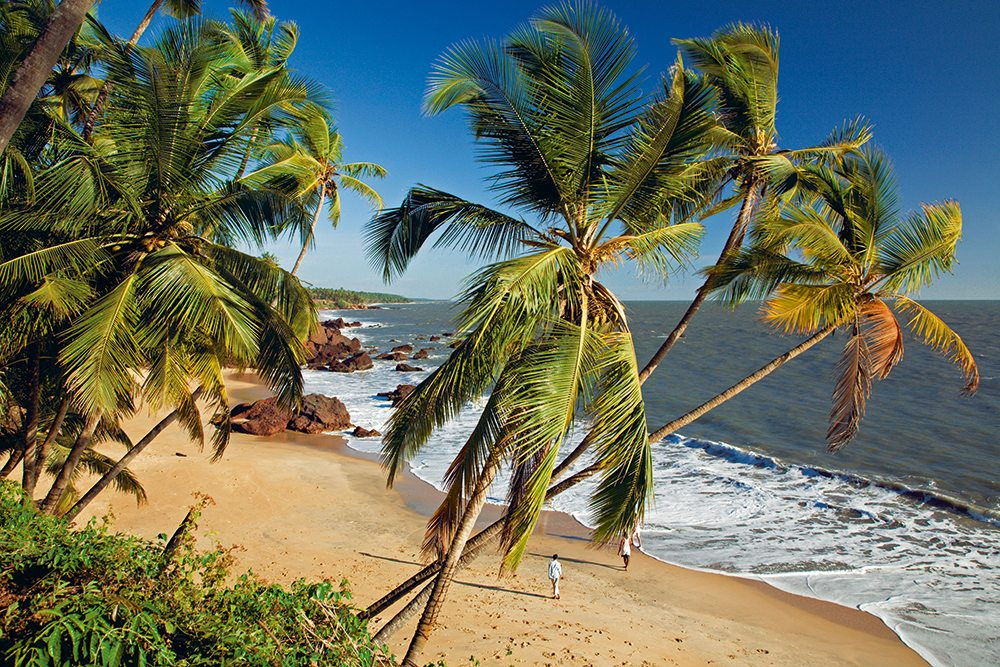 Payyambalam beach, kannur, kerala, photo by Anders Blomqvist /Lonely Planet Images/Getty Images