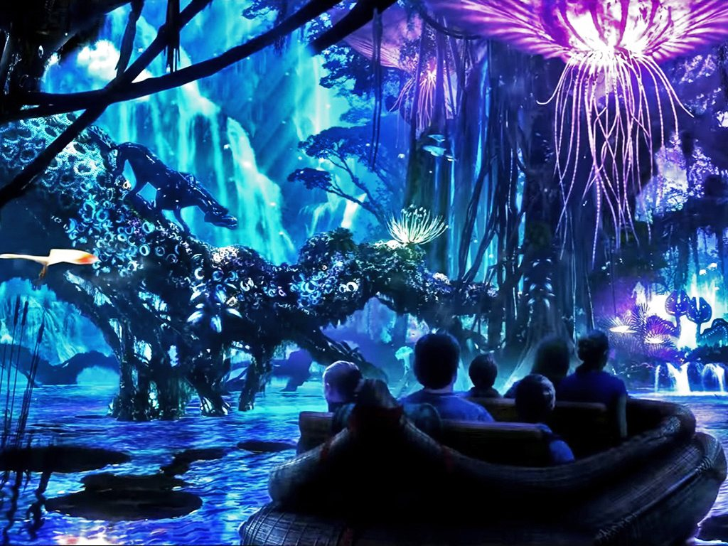 Disney Pandora The World of Avatar