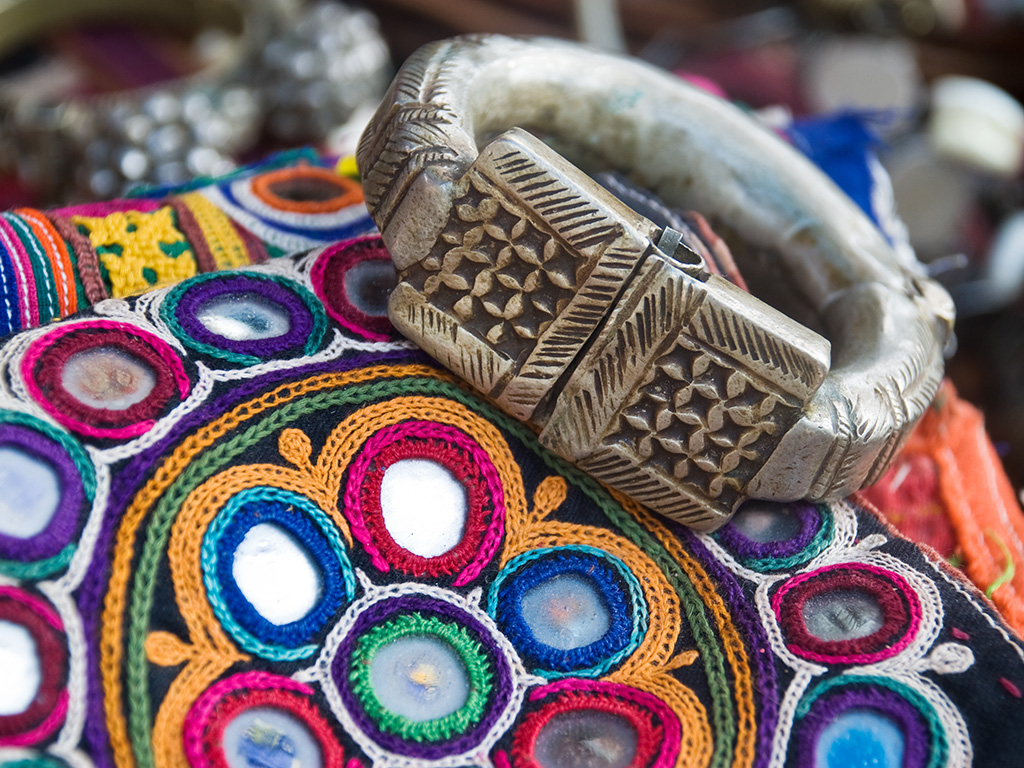 Kutch, traditional handicrafts