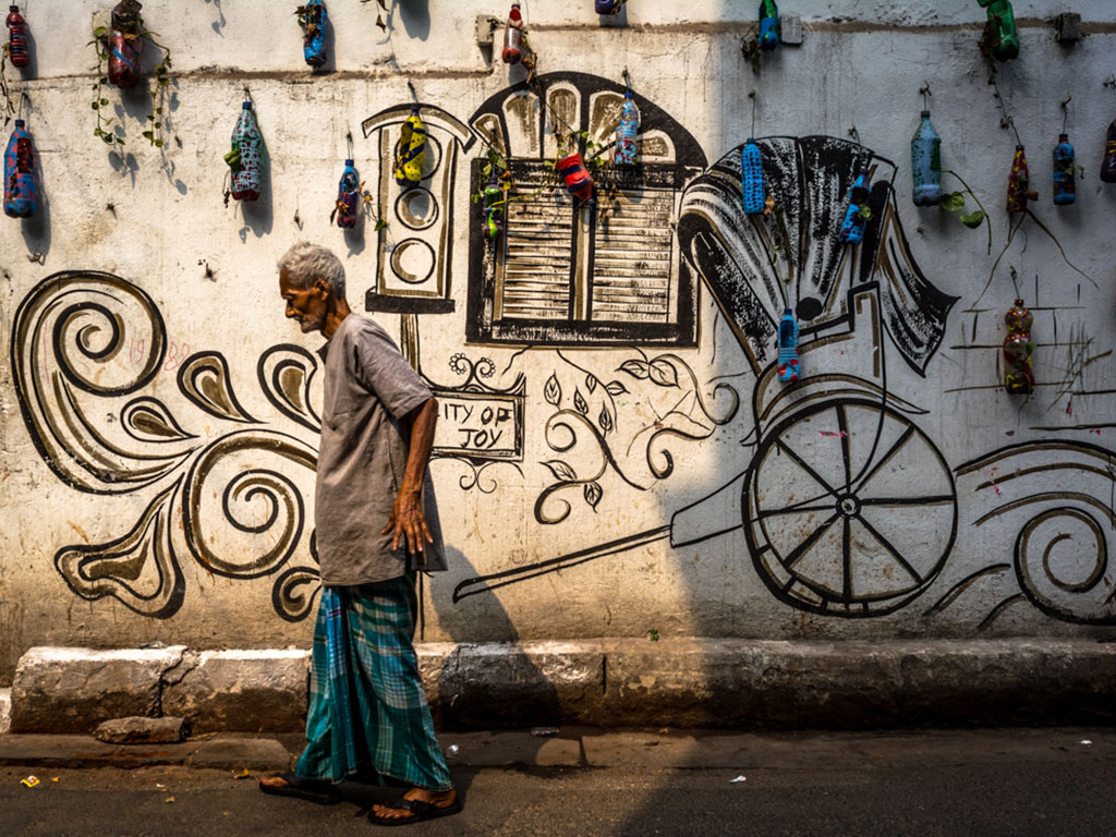 Kolkata Street Nat Geo Traveller Daily Shot