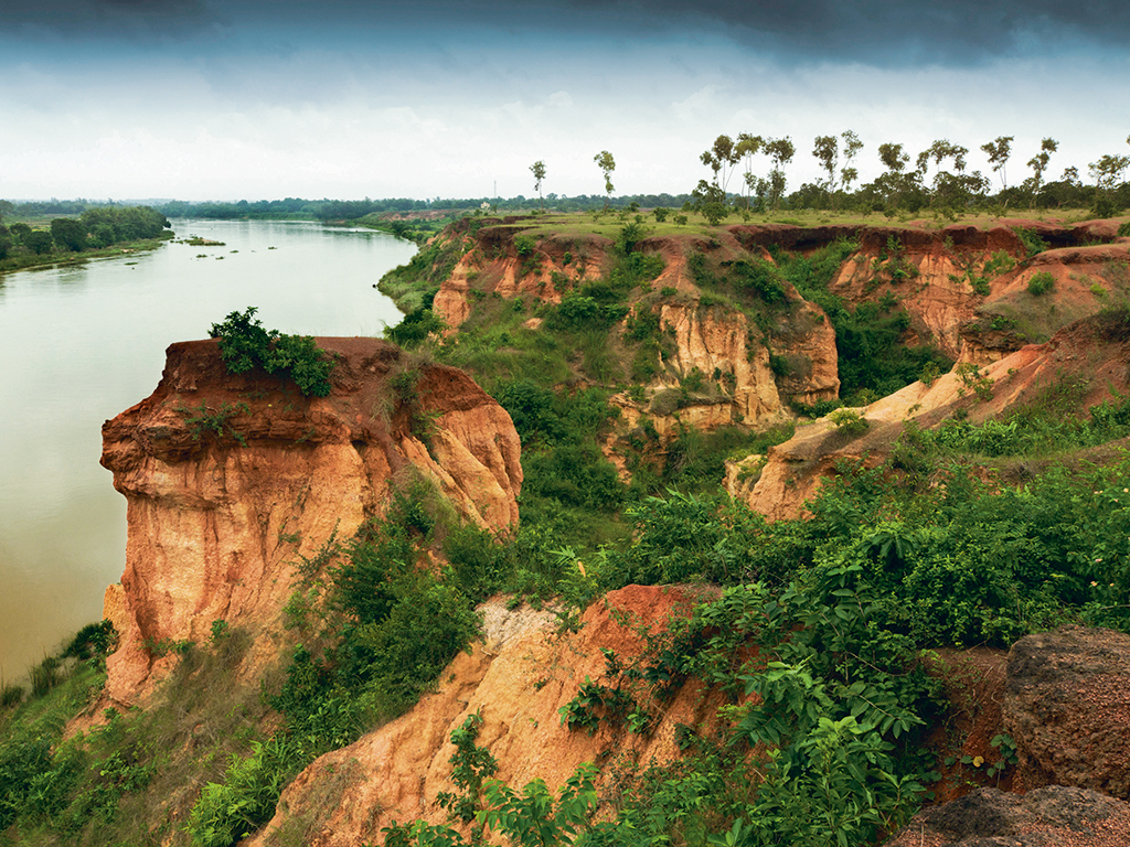 Canyon West Bengal