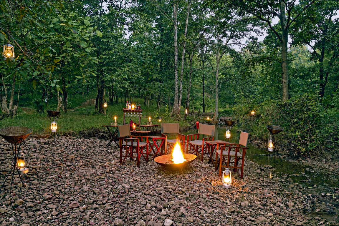 Reni Pani Jungle Lodge, Satpura National Park
