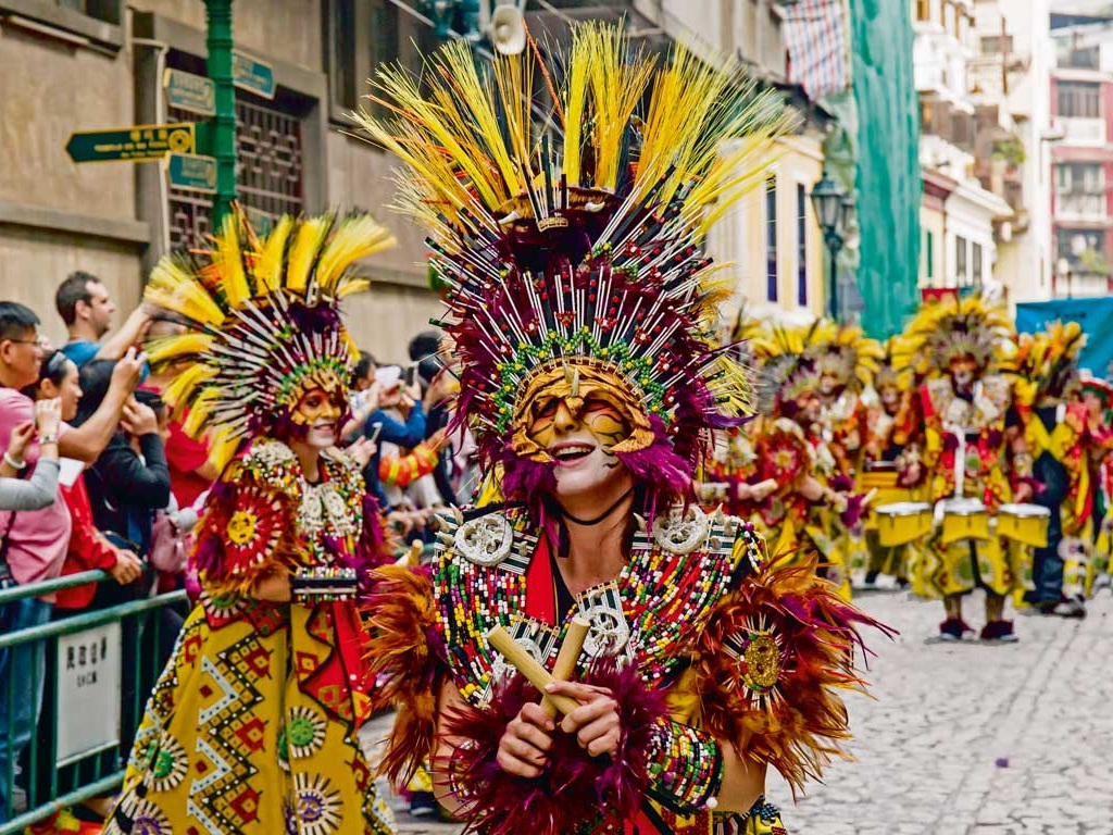 Tracing History in Macao's Latin City Parade