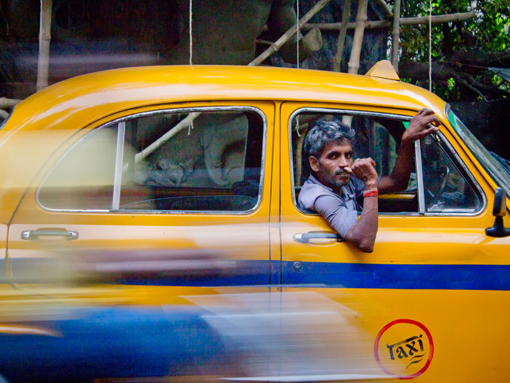 taxi in Kolkata