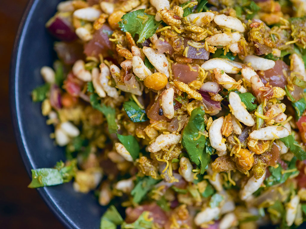 chaat in India