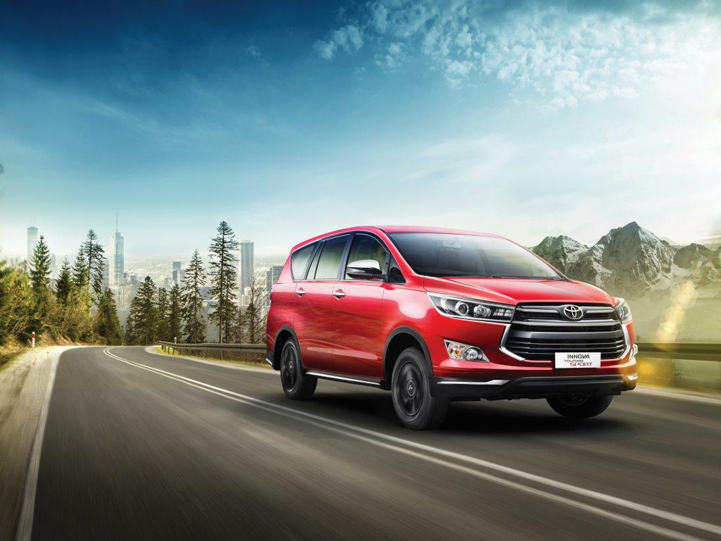 The Innova has always been known as a dependable, hardworking and resolute car. The Innova Touring Sport is all that, and more luxurious and capable—that makes it doubly appealing! Photo Courtesy: Toyota Innova