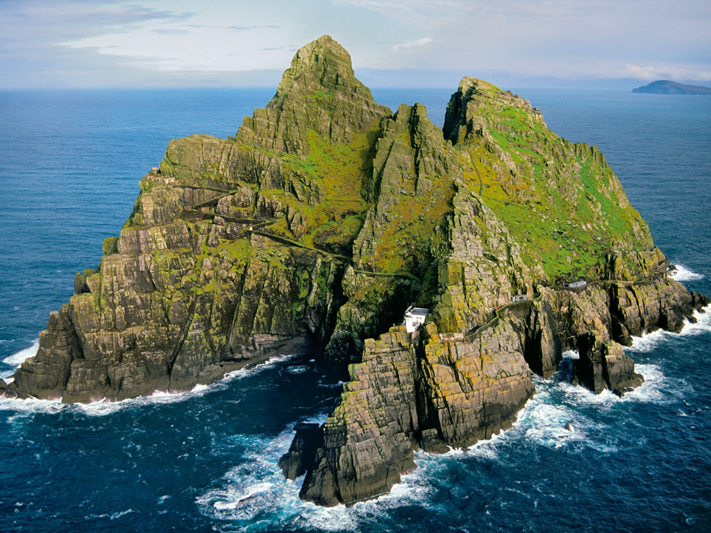 Skellig Michael, Star Wars