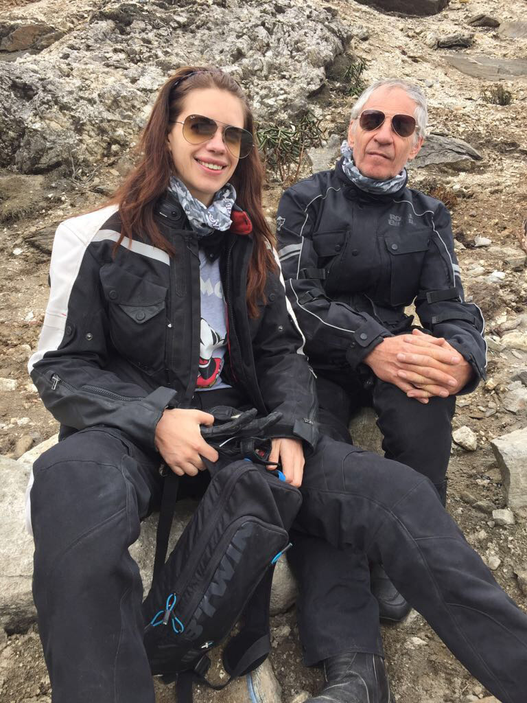 "Koechlin calls her father a ""more seasoned"" traveller than her. ""He was the kind of traveller who just lived in places like Afghanistan and Varanasi for a year when he felt like it."" Photo Courtesy: Kalki Koechlin"