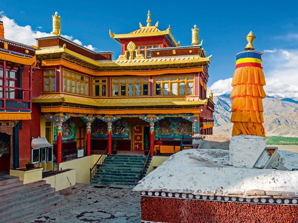 Buddhist Art Gets a Makeover in Leh 3