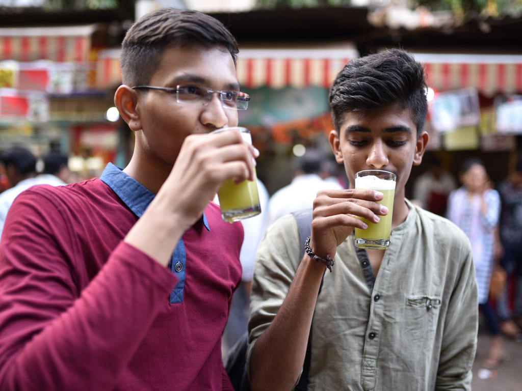 Eight Indian Thirst-Quenchers